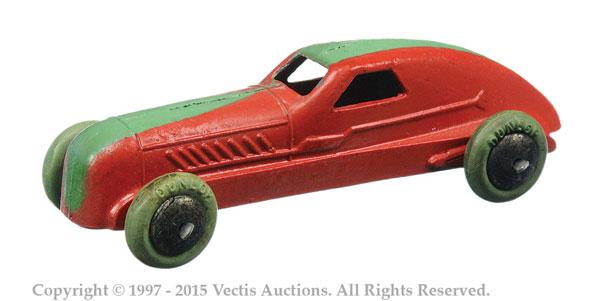French Dinky No.23b Pre-war Streamlined Racing