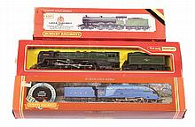 GRP inc Hornby OO Gauge boxed Steam loco No.R372