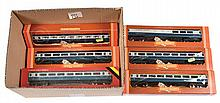 GRP inc Hornby OO Gauge boxed Blue/Grey Coach