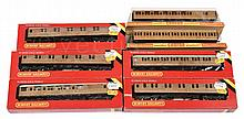 GRP inc Hornby, Graham Farish OO Gauge boxed