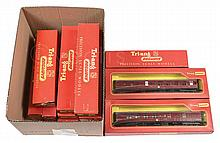 GRP inc Triang, Hornby OO Gauge boxed mixed