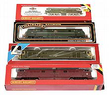 GRP inc Hornby, Lima, Mainline OO Gauge boxed