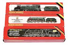 GRP inc Hornby OO Gauge No.R154 SR Green 4-6-0