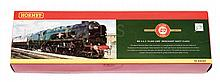 Hornby OO Gauge No.R2169 BR Green 4-6-2 Merchant