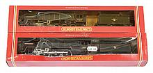 PAIR inc Hornby OO Gauge boxed BR Green Steam