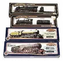 GRP inc Bachmann, Mainline OO Gauge BR Black