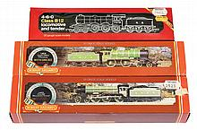 GRP inc Hornby OO Gauge Steam locos x 3. No.R053