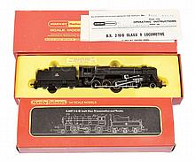 PAIR inc Hornby OO Gauge BR Black Steam locos