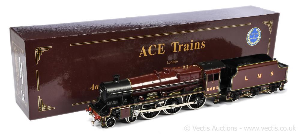 ACE O Gauge E/18 4-6-0 Loco and Tender LMS