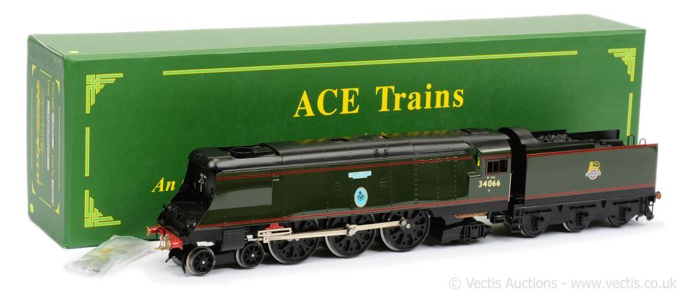 ACE O Gauge E/9 4-6-2 Streamline Battle