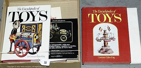 GRP inc Toy Soldier / Toy Books - Britains Toy