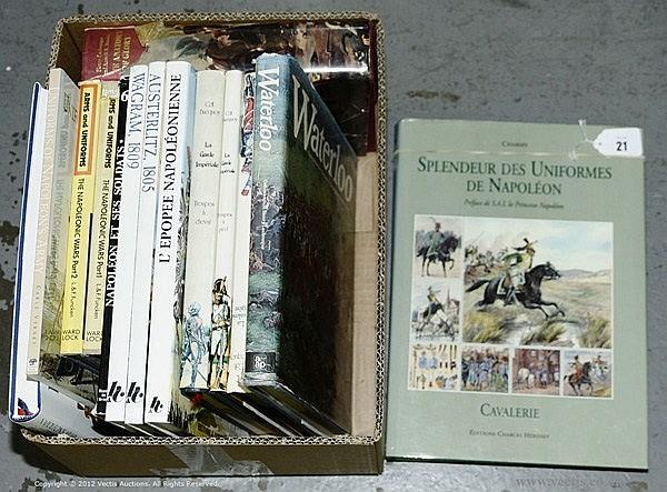 GRP inc Napoleonic Military Books - Bucquoy
