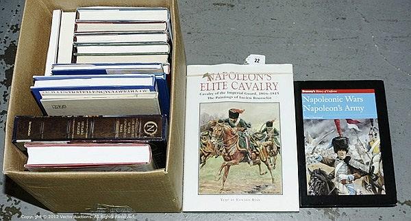 GRP inc Napoleonic Military Books - Ryan, Edward