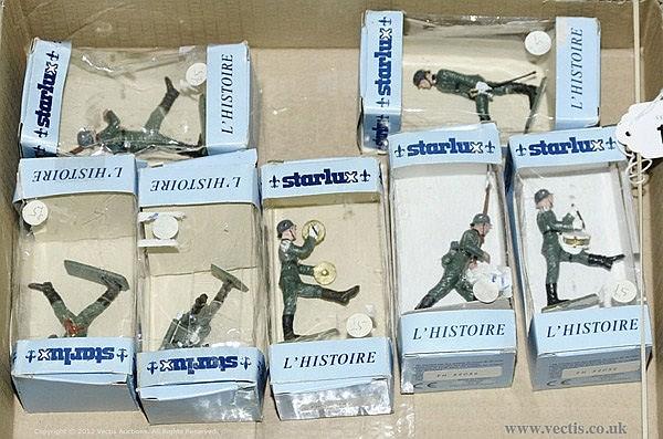 GRP inc Starlux - World War II German Army