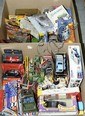 QTY inc mainly boxed diecast. Ertl No.1387 James