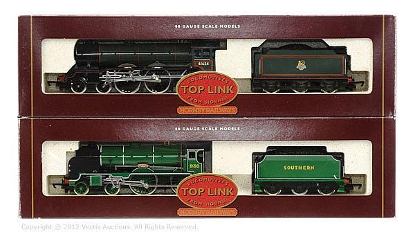 PAIR inc Toplink Hornby Railways OO Gauge