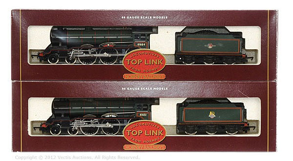 PAIR inc Hornby Railways Toplink OO Gauge