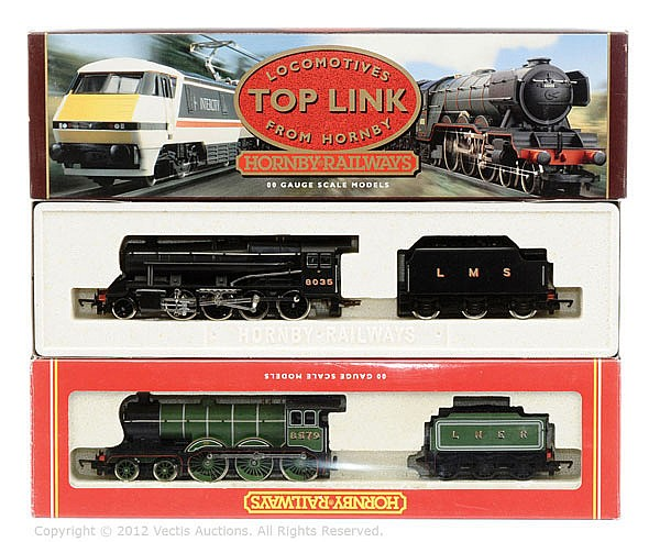 PAIR inc Toplink Hornby Railways OO Gauge R297