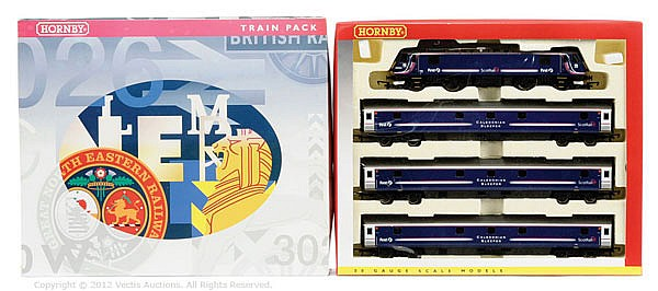 Hornby (China) OO Gauge, R2663, The Caledonian
