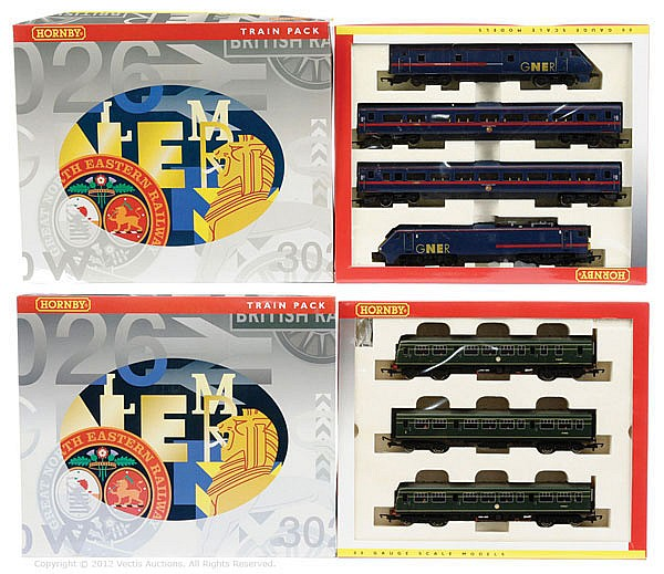 PAIR inc Hornby (China) OO Gauge, R2578A BR