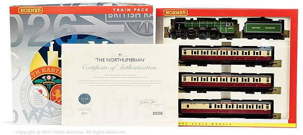 Hornby (China) OO Gauge, R2363M The Northumbrian