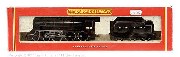 Hornby Railways OO Gauge Steam Outline loco