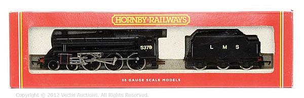 Hornby Railways OO Gauge Steam Outline loco