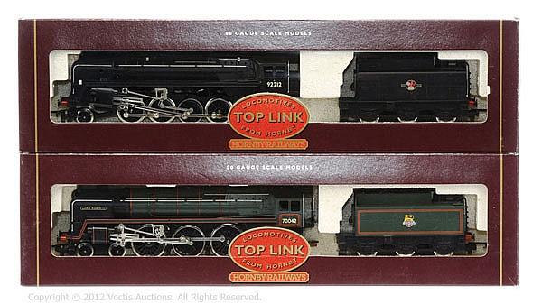 PAIR inc Hornby Railways Toplink OO Gauge