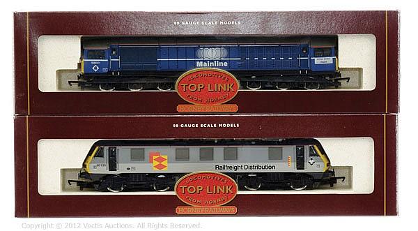PAIR inc Toplink Hornby Railways Diesel Outline