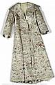 Lilian Harvey silk floral Brocade Dress