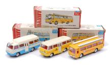 GRP inc Tomy (Tomica Dandy) Buses No.015 - blue