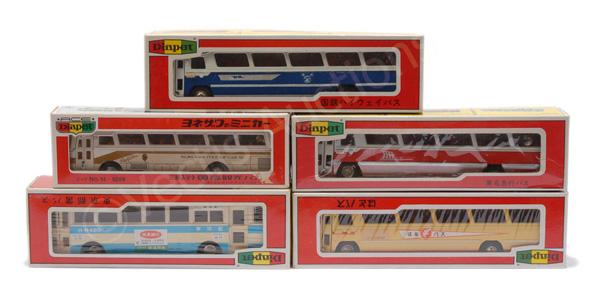GRP inc Diapet Buses No.266 Mitsubishi