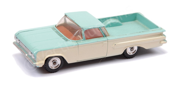 Dinky No.449 Chevrolet El Camino - two-tone