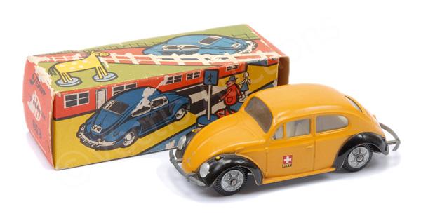 Tekno No.819 Volkswagen Saloon