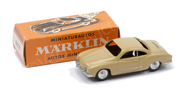 Marklin No.8021 Volkswagen Karmann Ghia Coupe