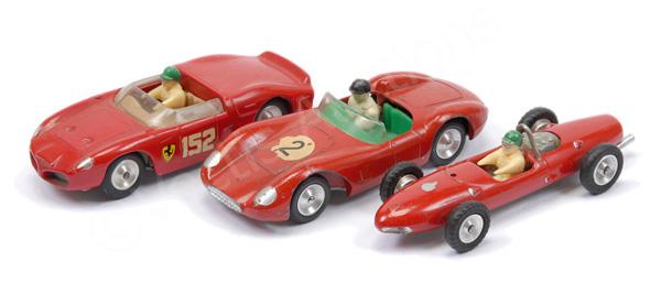 GRP inc Solido unboxed Ferrari F1 Racing Car
