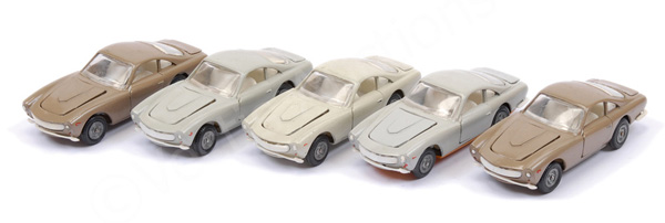GRP inc Russian made unboxed Ferraris 250GT