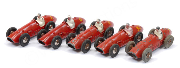 GRP inc French Dinky unboxed Ferrari 23j Racing