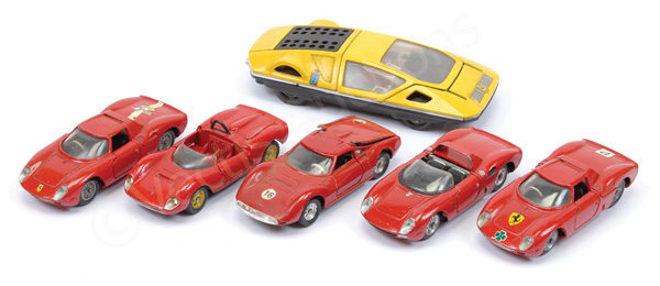GRP inc Mercury Ferrari Modulo Pininfarina
