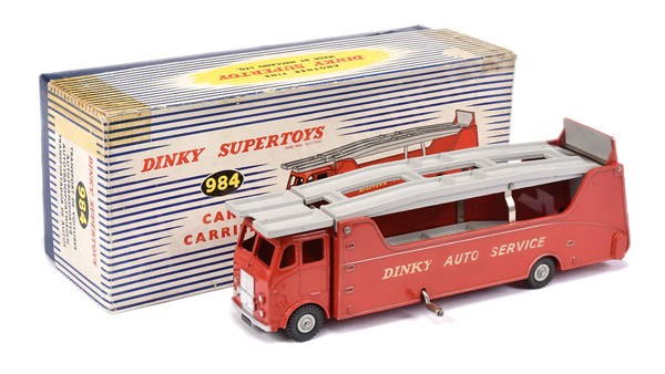 Dinky No.984 Car Carrier