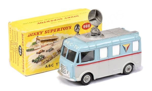 Dinky No.988 Transmitter Van