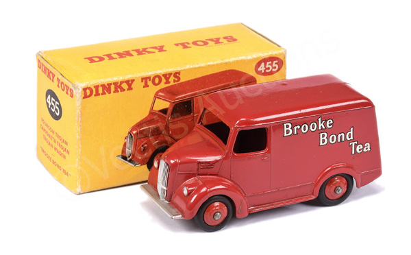 Dinky No.455 Trojan
