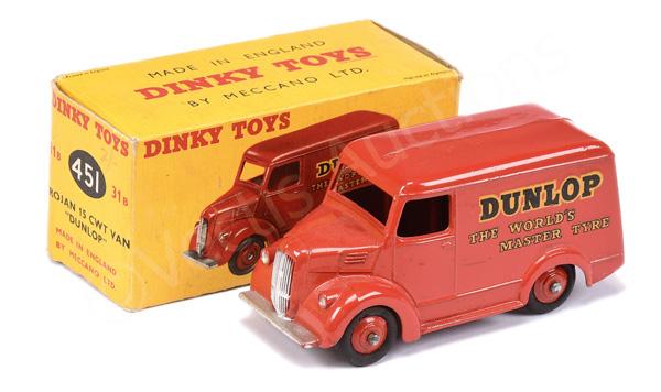 Dinky No.31a (451) Trojan
