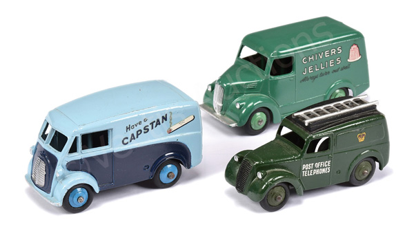 GRP inc Dinky unboxed Trojan
