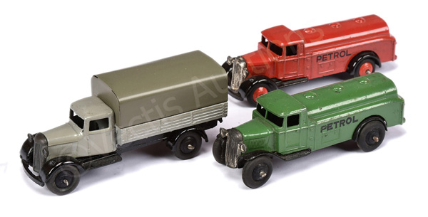 GRP inc Dinky unboxed 25 Series Covered Wagon
