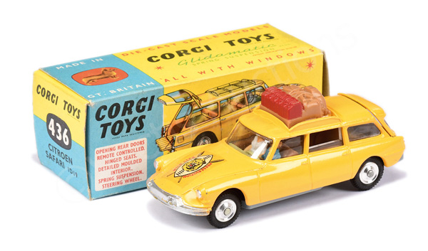 Corgi No.436 Citroen Safari ID19