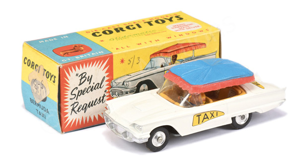 Corgi No.430 Ford Thunderbird