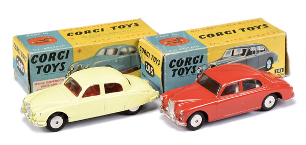 PAIR inc Corgi No.205 Riley Pathfinder Saloon