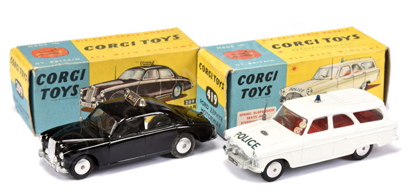PAIR inc Corgi No.209 Riley Pathfinder