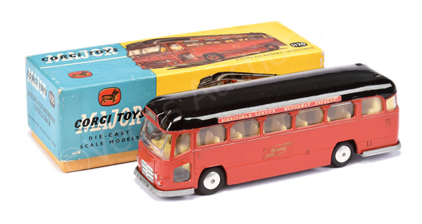 Corgi No.1120 Midland Red Motorway Express Coach